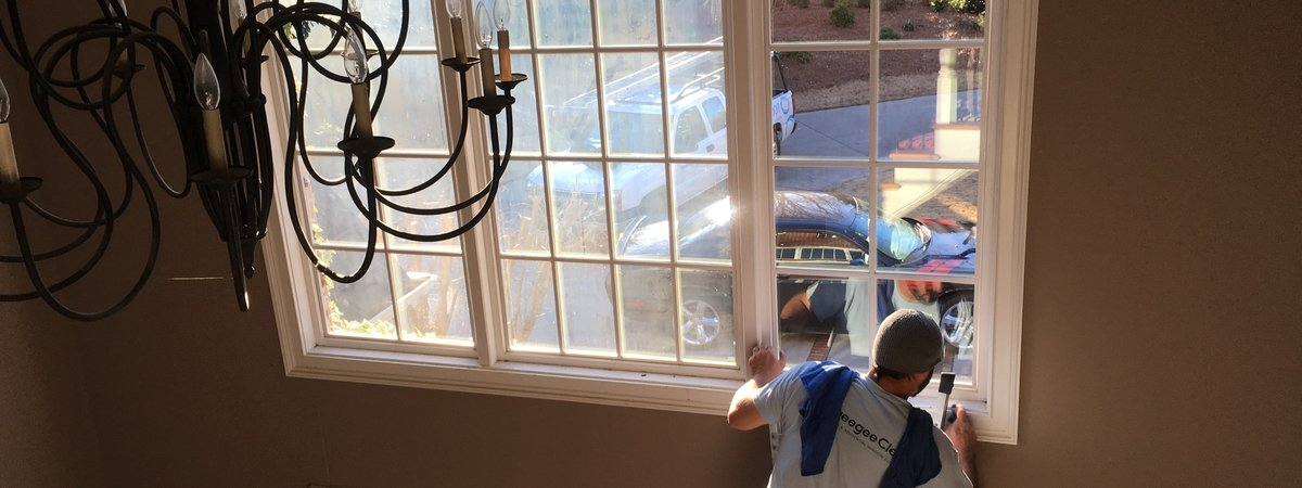 Squeegee Clean Spartanburg South Carolina Professional Window Cleaning